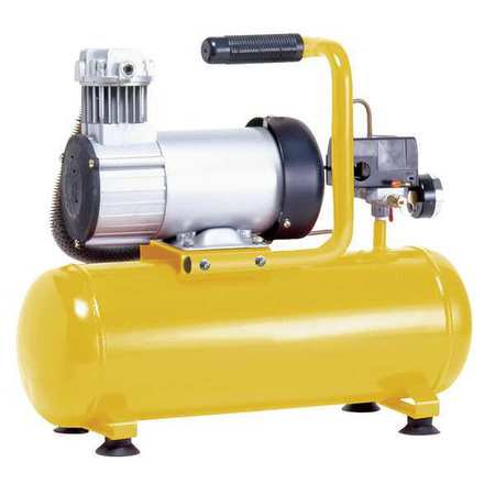 PHOENIX AC12V3 Air Compressor, 0.75 HP, 12VDCV, 120 -