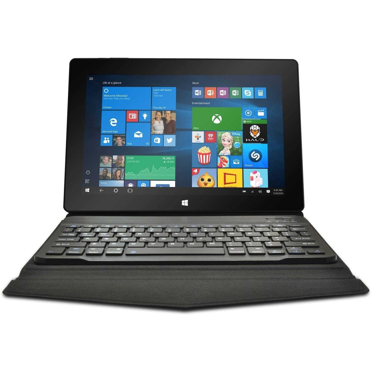 """Ematic With Wifi 10"""" Touchscreen Tablet"""