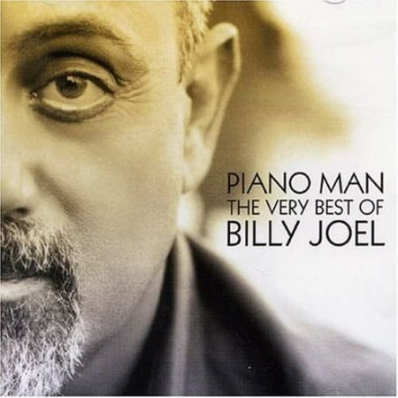 Piano Man: Very Best of (CD) (Best Male Singers Today)