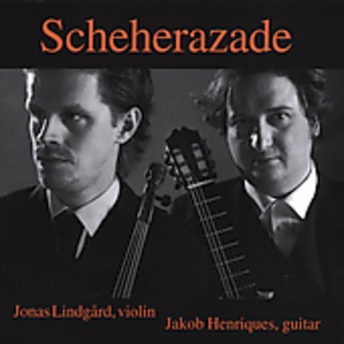 Scheherazade: Arrangements For Violin & Guitar