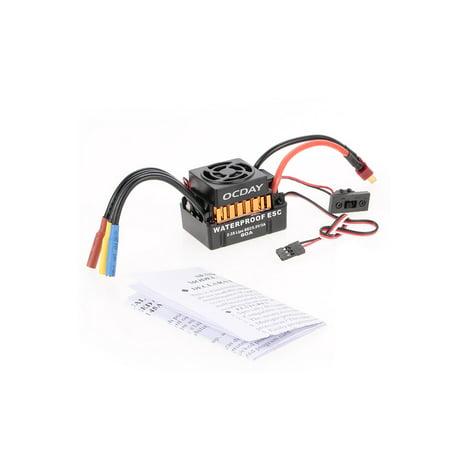 OCDAY Waterproof 60A Sensorless Brushless Car Electronic