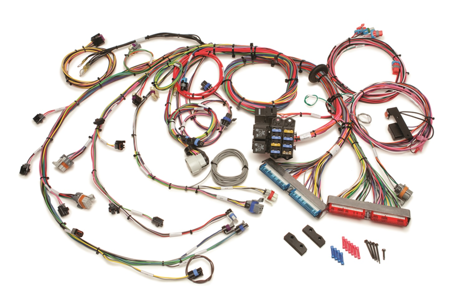 painless wiring 60217 engine wiring harness rh walmart ca Painless Wiring Harness Chevy Painless Wiring Harness Chevy