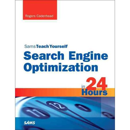Search Engine Optimization  Seo  In 24 Hours  Sams Teach Yourself