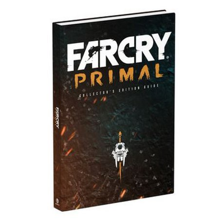 Image of Prima Games Far Cry Primal Collector's Edition Guide