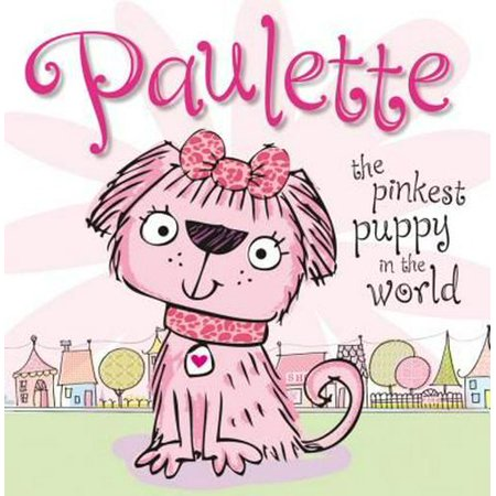 Paulette the Pinkest Puppy in the World (Images Of Cutest Puppies In The World)