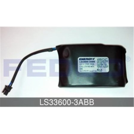 Fedco Batteries Compatible With  Energy Ls33600 3Abb Replacement Battery For Abb Robot Controller