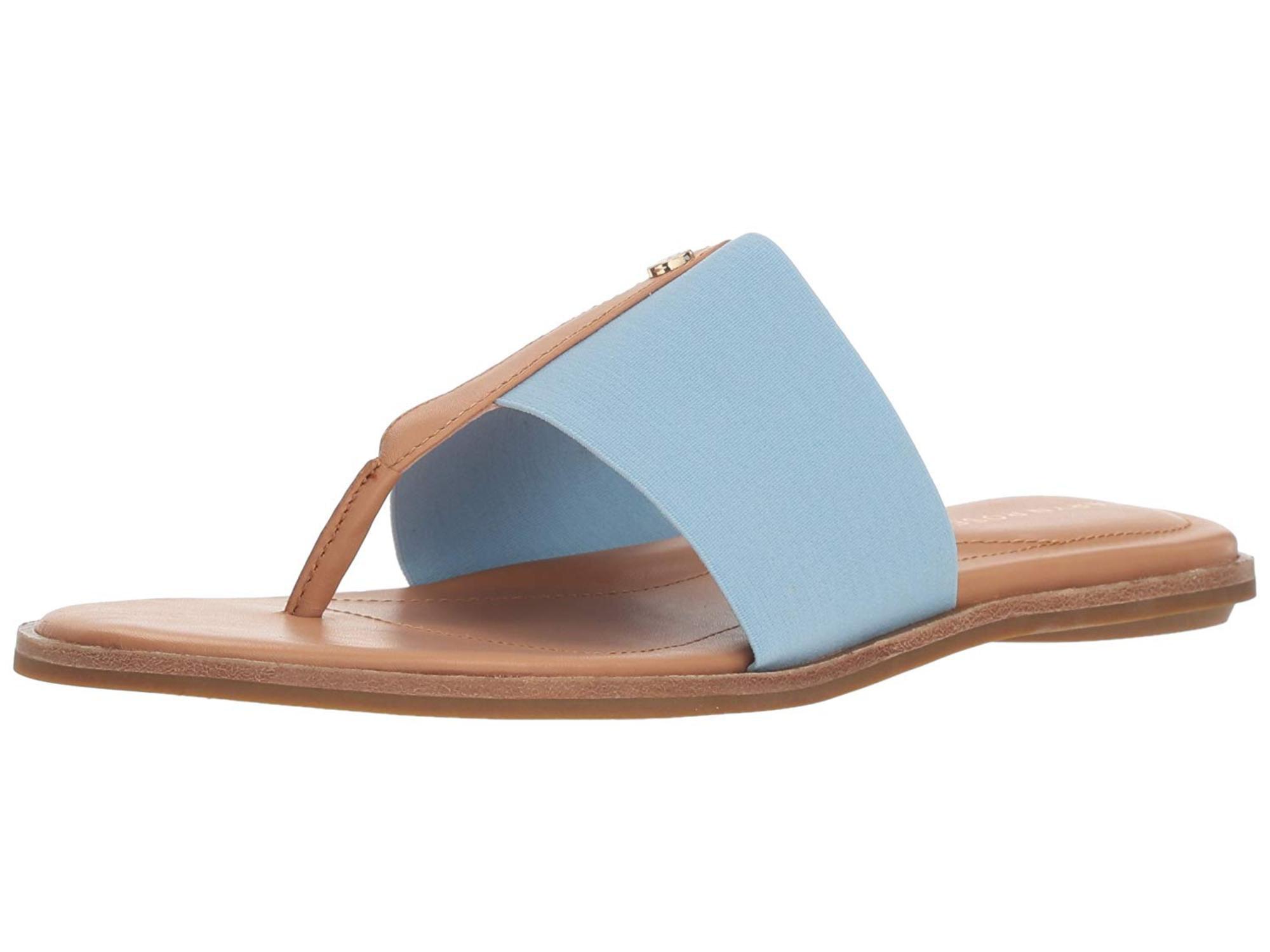 a44504741ecf Taryn Rose Women s Kamryn Vachetta Flat Sandal