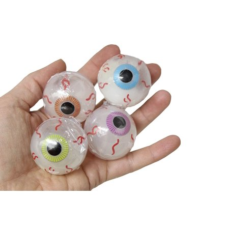 Eyeball Slime - Toys for Optometrists Ophthalmologists Doctors and Nurses Bulk Small Novelty Toy Prize Assortment Halloween Party Gifts for $<!---->