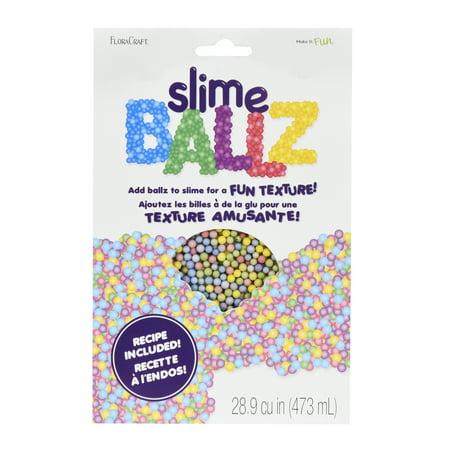 FloraCraft Slime Ballz 2 Cups White (Adidas Womens 2 Cap)