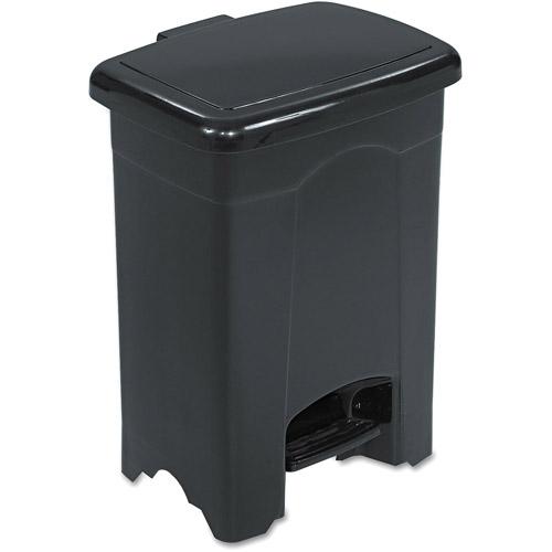 Safco Step-On 4-Gallon Trash Can