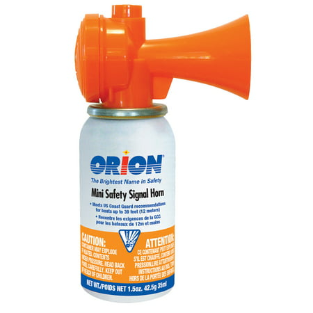 ORION SAFETY AIR HORN MINI 1 (Orion Safety Air Horn)