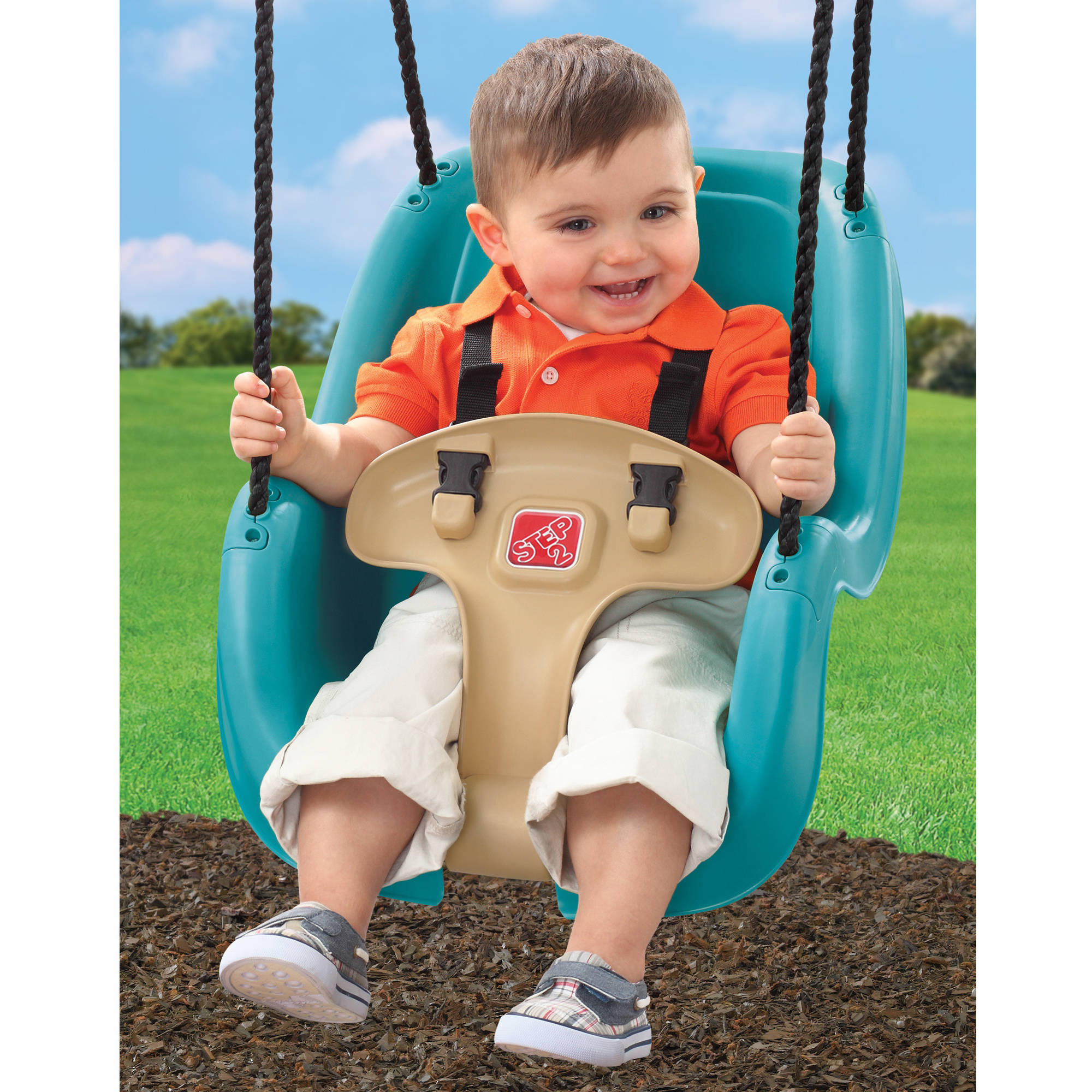 Step2 Toddler Swing, Teal
