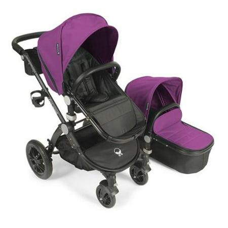 Babyroues Letour Avant Stroller w/Bassinet Only $188.57 (Was $549)