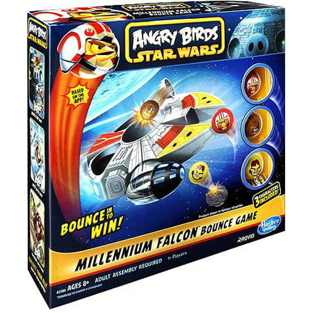 Angry Bird Game Online Halloween (Star Wars Angry Birds Millennium Falcon Bounce)