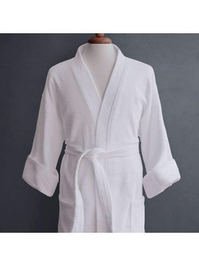 e88262b769 Product Image Signature Egyptian Cotton Terry Spa Robes. Luxor Linens