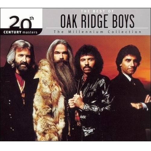 Oak Ridge Boys - 20th Century Masters: The Millennium Collection: The Best Of Oak Ridge Boys (CD)