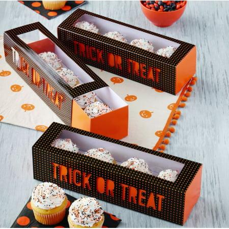 Wilton Treat Boxes (Wilton Trick Or Treat Boxes,)
