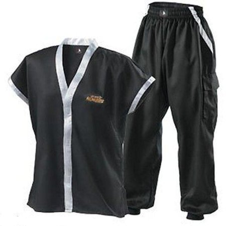 Ninja Uniform (Little Ninjas Uniform karate or taekwondo)