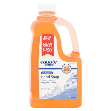Equate Antibacterial Hand Soap with Light Moisturizers, 56