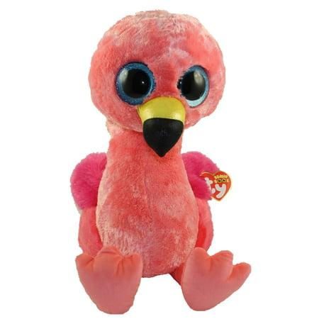TY Beanie Boos - GILDA the Flamingo (LARGE Size - 17 inch)