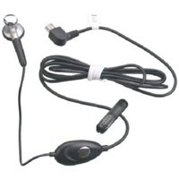 motorola syn0896 headset with send-end key - non-retail packaging - black