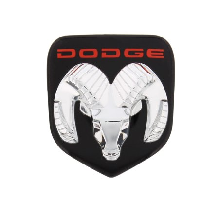 Ramp Replacement (Mopar 55295240 Dodge Ram Head Hood Medallion Replacement )