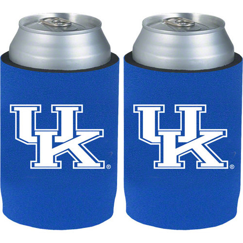 NCAA - Kentucky Wildcats Can Koozie 2-Pack