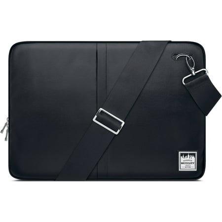 - Merkury Canvas Laptop Messenger Sleeve