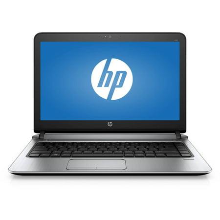 "HP ProBook 430 G3 13.3"" Notebook w  Intel i5-6200U, 4GB RAM, & 128GB SSD by"