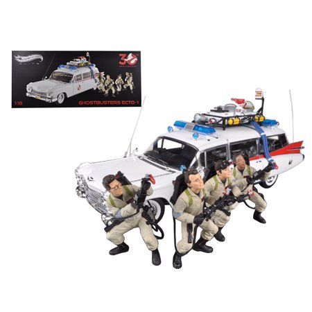 (1959 Cadillac Ambulance Ecto-1 From Ghostbusters 1