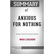 Summary of Anxious for Nothing - eBook