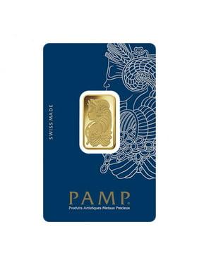 Gold Lady Fortuna Design 10 Gram Gold Bar