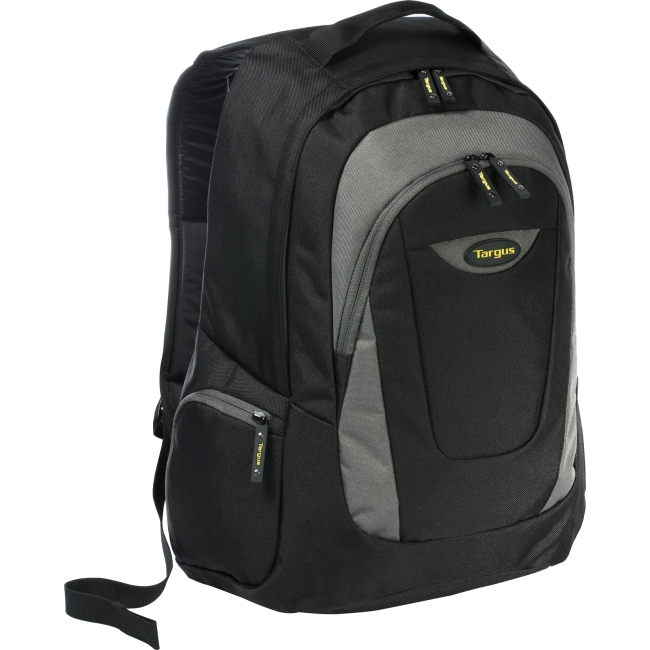 "Targus 16"" Trek Laptop Backpack, Black"