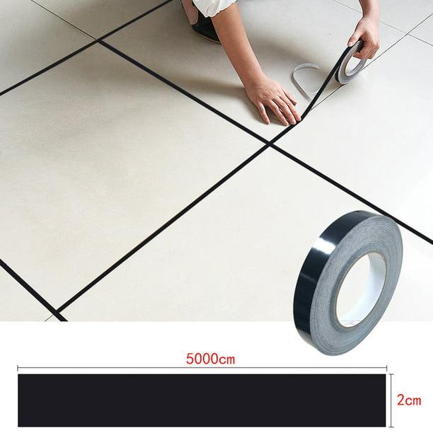 Ceramic Tile MildewProof Gap Sealing Tape Tile Gap Waterproof Foil Strip Hot