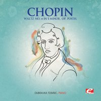F. Chopin - Waltz 14 E Minor [CD]