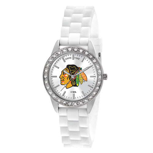 Chicago Blackhawks Women's Frost Watch