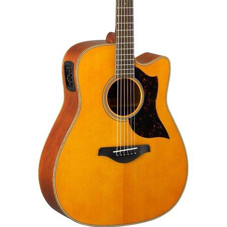 Yamaha A1M Acoustic-Electric Guitar (Vintage (Best Vintage Yamaha Acoustic Guitars)