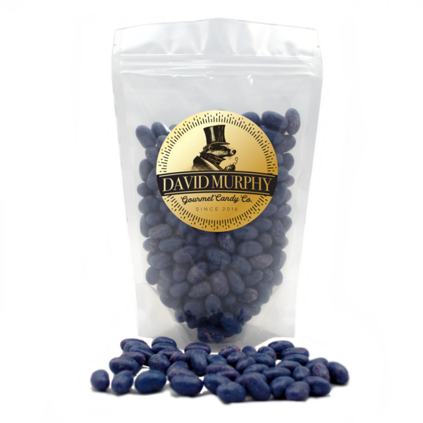 David Murphy Gourmet Jelly Beans - Natural Blueberry Acai Flavor, 1lb
