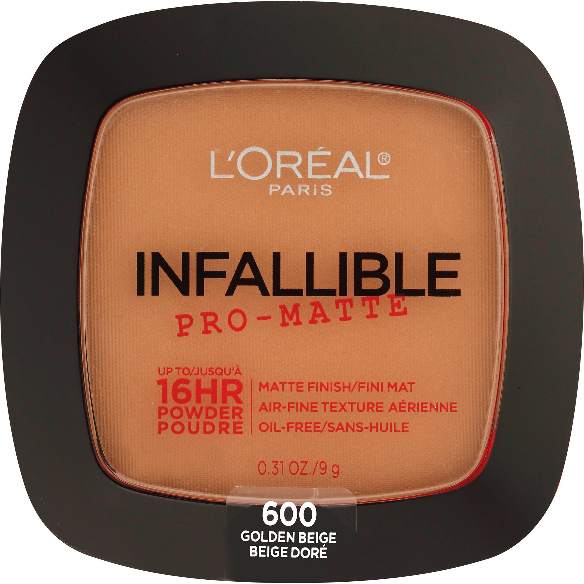 L'Oreal Paris Infallible Pro-Matte Pressed Powder
