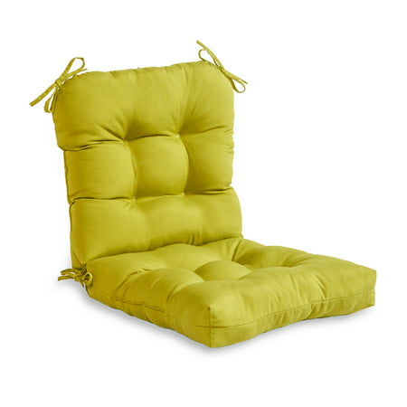 Greendale Home Fashions Kiwi Outdoor Seat/Back Combo