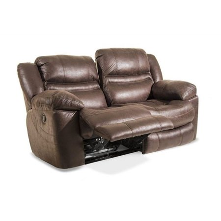 Catnapper valiant power reclining loveseat in elk for Catnapper cloud nine chaise recliner