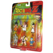 Dragon Ball Z The Saga Continues Series 11 Irwin Mini Figure Set