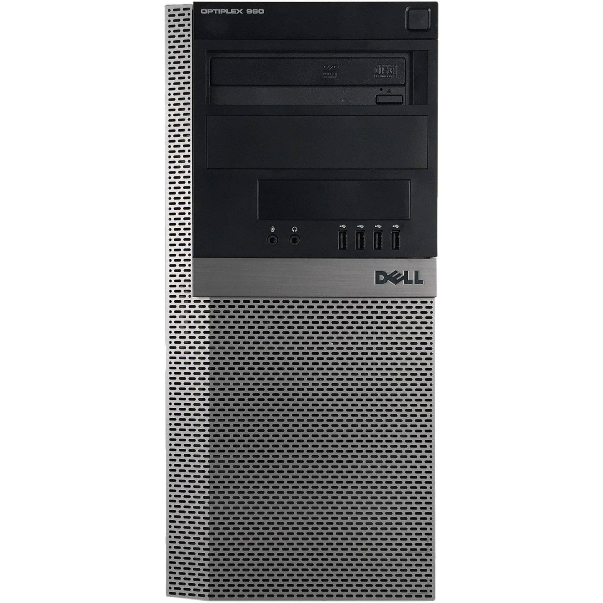 """Recertified - DELL Desktop Computer GX960-Tower Core 2 D..."