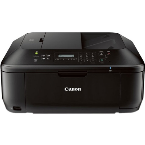 8750B002 Canon PIXMA MX532 Inkjet Multifunction Printer - Color - Photo Print - Desktop - Copier/Fax/Printer/Scanner - 9.7 ipm Mono/5.5 ipm Color Print (ISO) - 46 Second Photo - 4800 x 1200 dpi Print