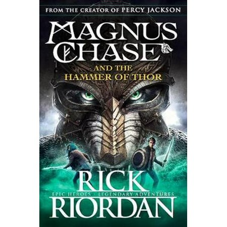 Magnus Chase and the Hammer of Thor (Book 2)](Thor Facts)