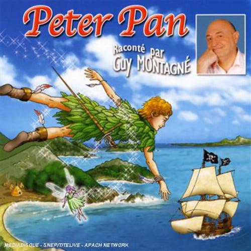 Guy Montagne & Les Enfants Terribles - Peter Pan [CD]