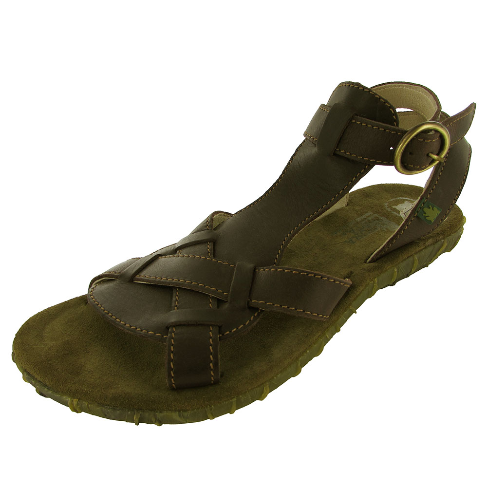 El Naturalista Womens N712 Palma Strappy Sandal Shoes