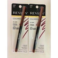 Revlon Colostay  Lip liner Raisin #640 Lot of 2
