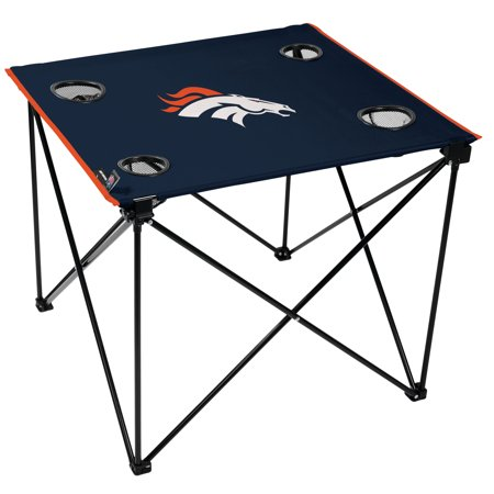 NFL Denver Broncos Deluxe Table