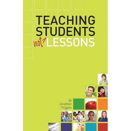 Teaching Students Not Lessons - eBook - Halloween Lesson Plans For High School Students